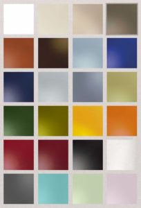lacanche kitchen range colour chart
